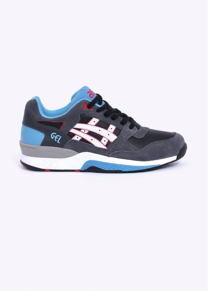 Asics GT-Quick Trainers - Black / White