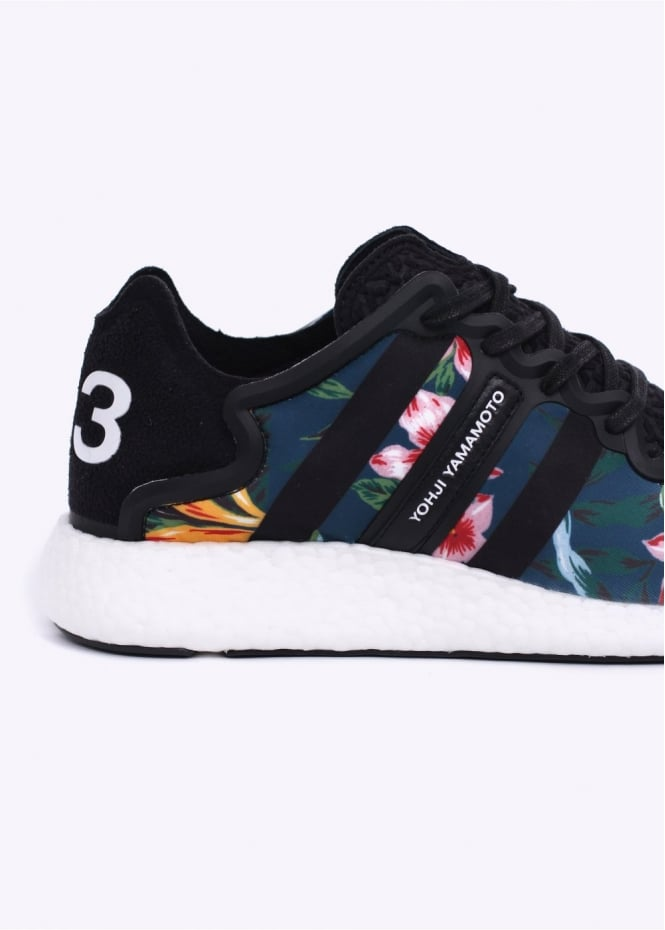 96c64d13e adidas Y3 Yohji Boost Trainers - Multi Coloured