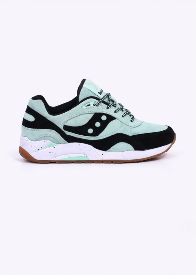 Saucony G9 Shadow 6 'Scoops Pack' Trainers Mint Chocolate Chip