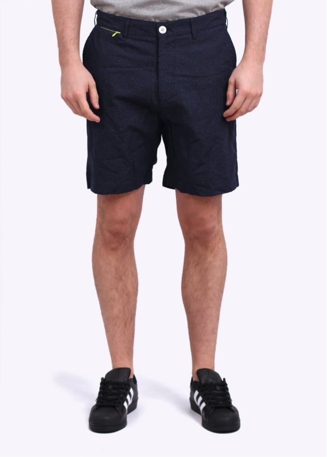Penfield Grafton Shorts - Navy Dot