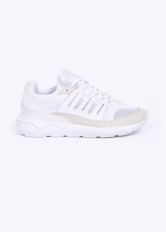 Adidas Originals Footwear Tubular Runner 93' Trainers - White