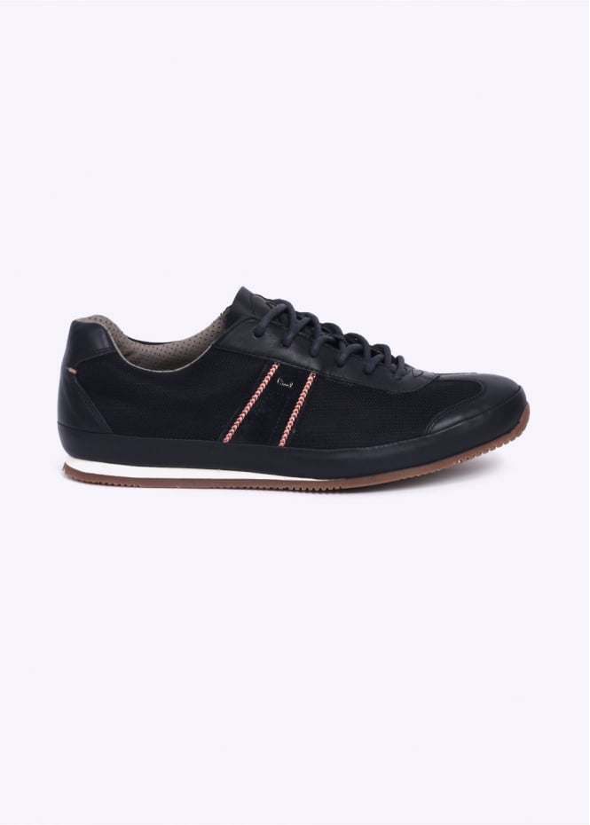 Paul Smith Fuzz Trainers - Midnight