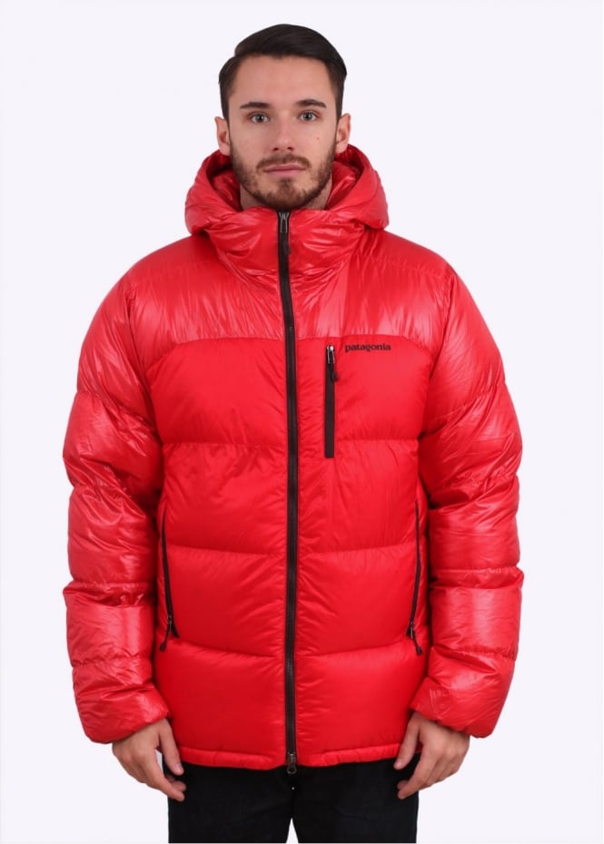 Patagonia Fitz Roy Down Parka - French Red