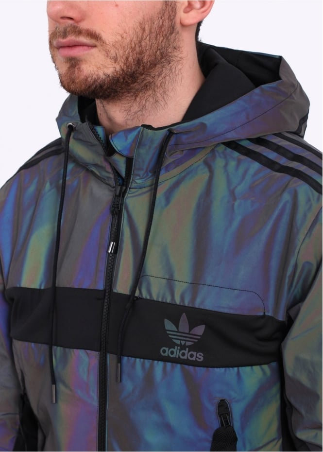 e2d00bf8f adidas Originals  Xeno Pack  Windbreaker - Black   Multi Coloured