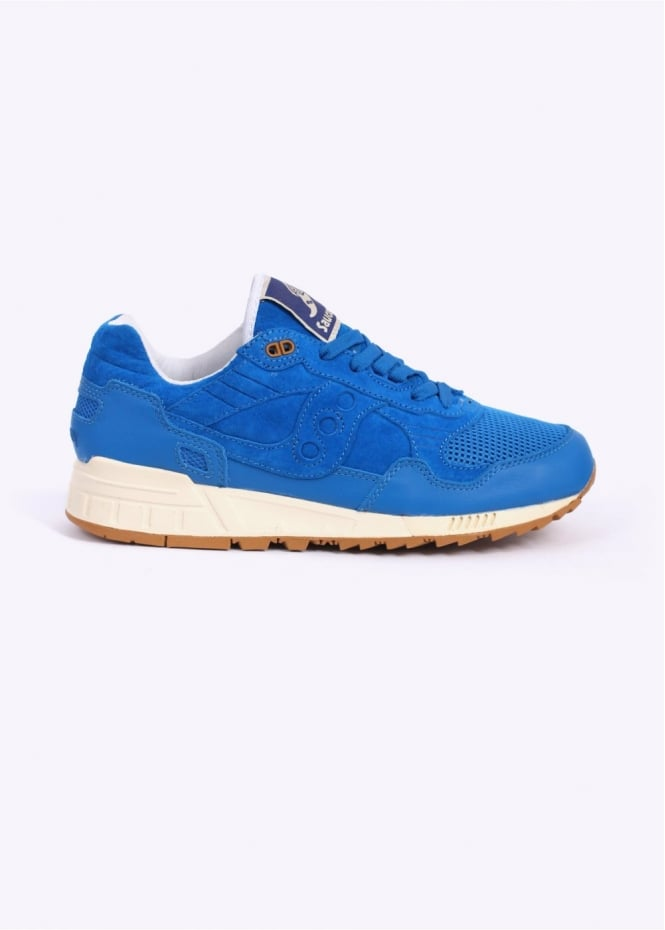 Saucony x Bodega Shadow 5000 'Reissue' Trainers - Blue