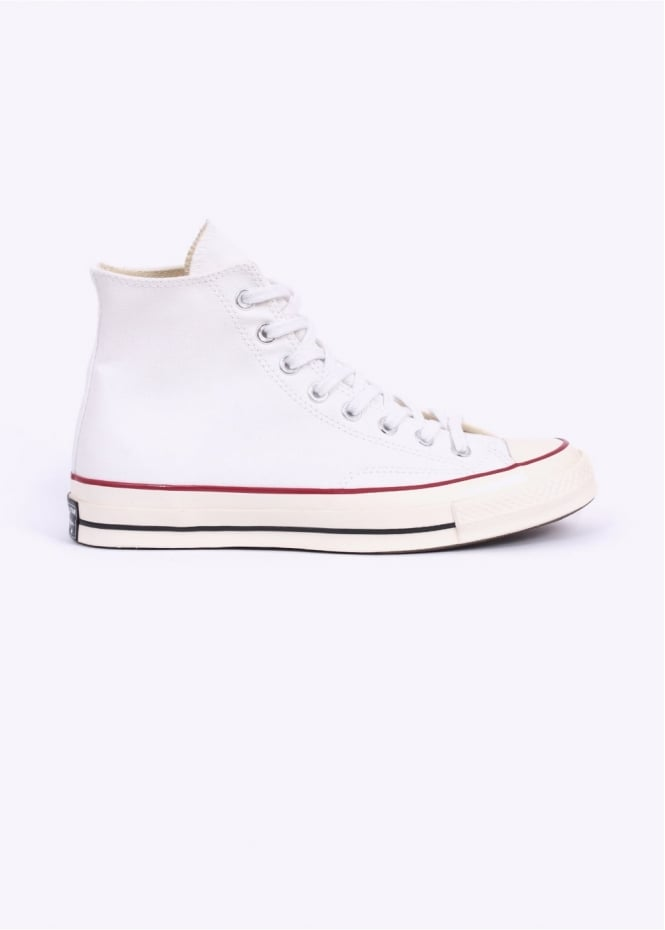 Chuck Taylor 70's Hi Trainers - White / Egret