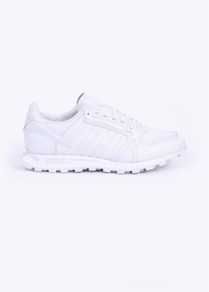 Adidas Originals Footwear x White Mountaineering Racing 1 Trainers - White