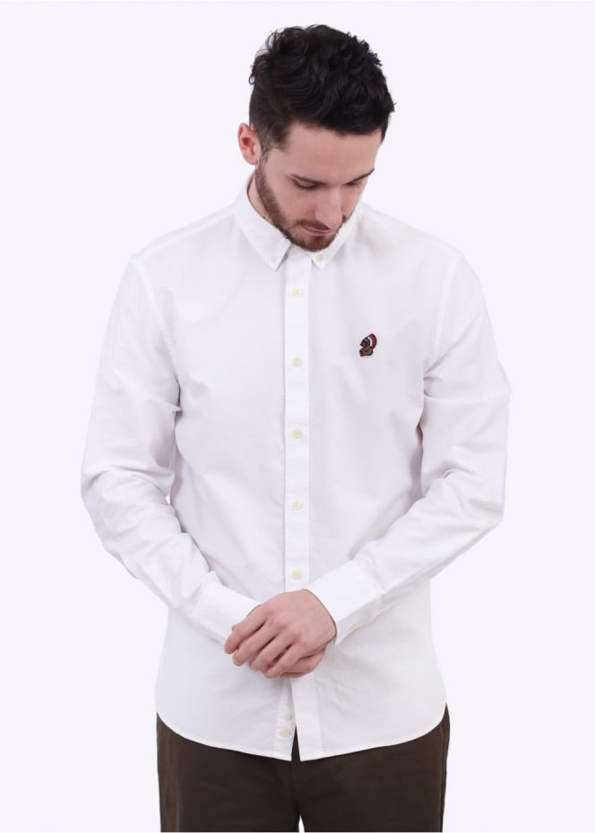 Penfield Brookvale Shirt - White