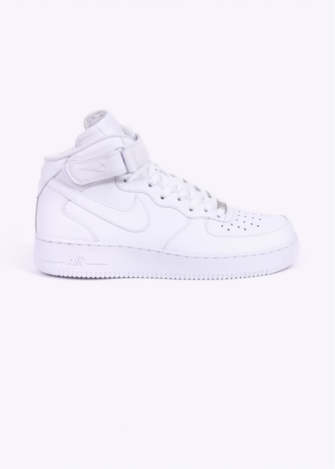 Footwear 07 Mid Force Air White Nike One 0nON8mvw