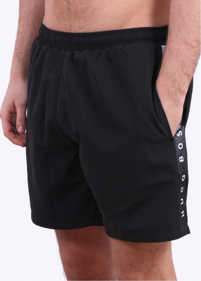 Hugo Boss Seabream Shorts - Black