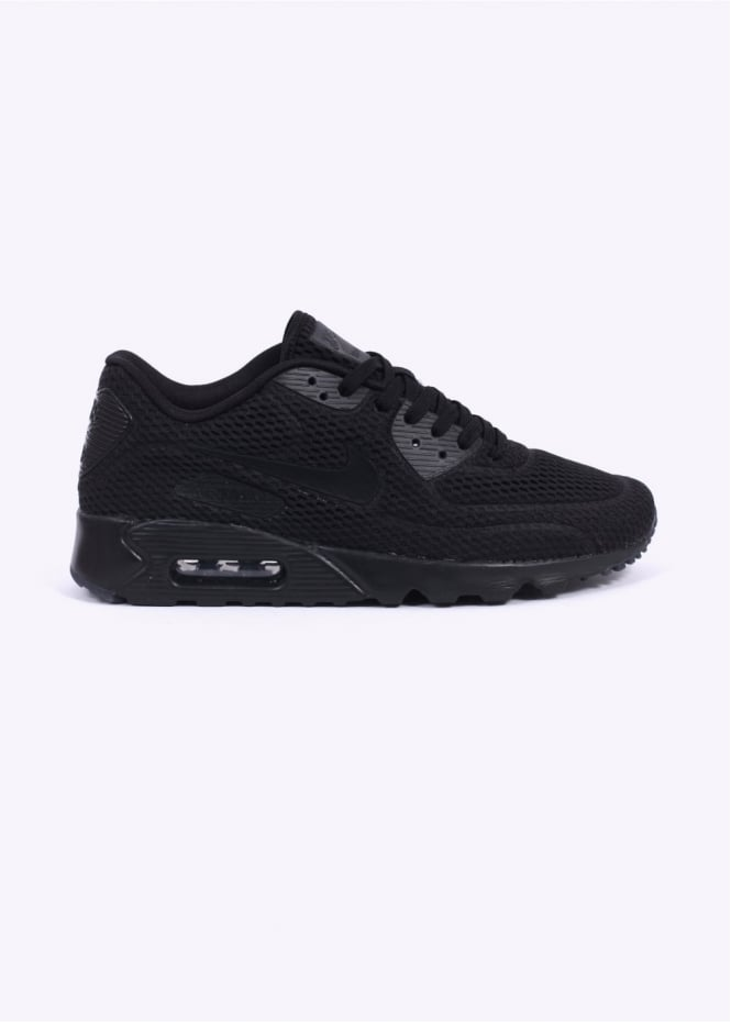 Air Max 90 Ultra BR Trainers - Black