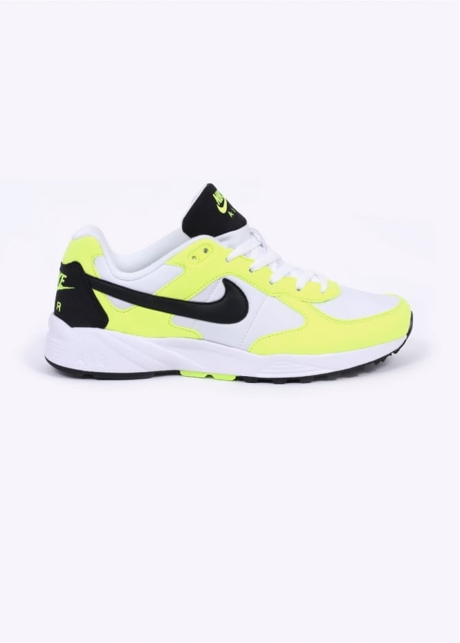 Nike Footwear Air Icarus NSW White / Black / Volt