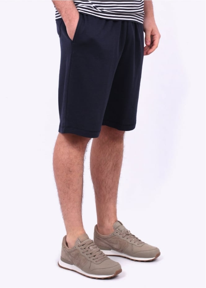 Sunspel Lightweight Cellulock Shorts - Navy