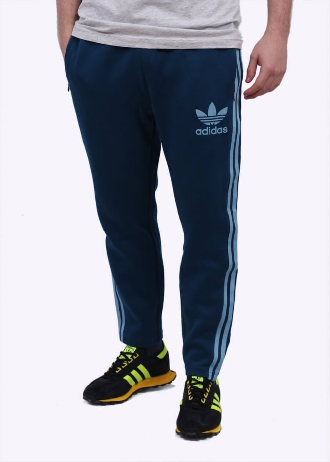 Adidas Originals Apparel Adicolour 7/8 Track Pant - Shadow Blue