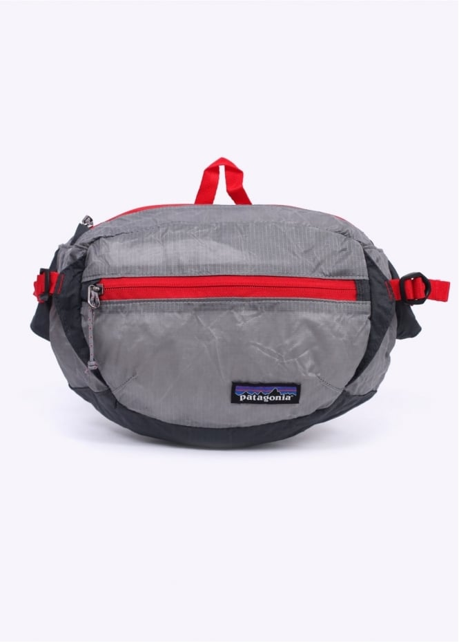 Patagonia LW Travel Hip Pack - Drifter Grey