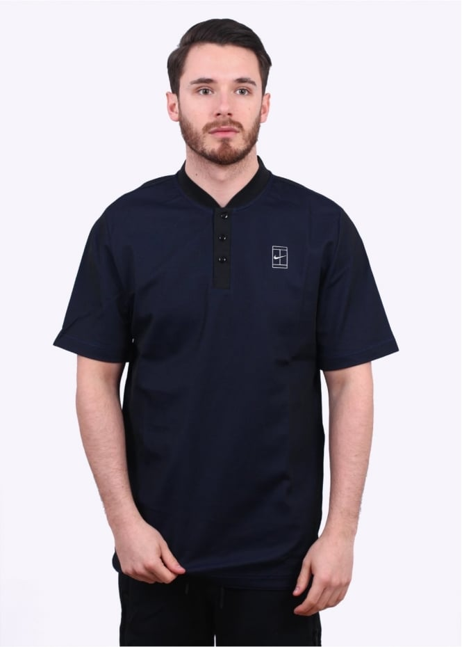 Nike Apparel NikeCourt Polo - Deep Royal