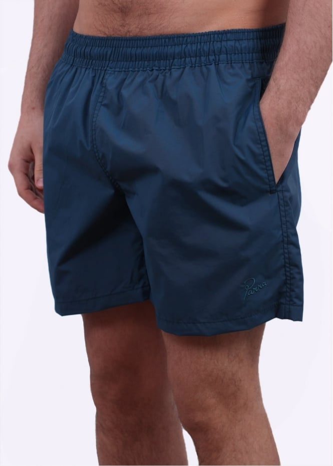 Logo Summer Shorts - Mallard Green