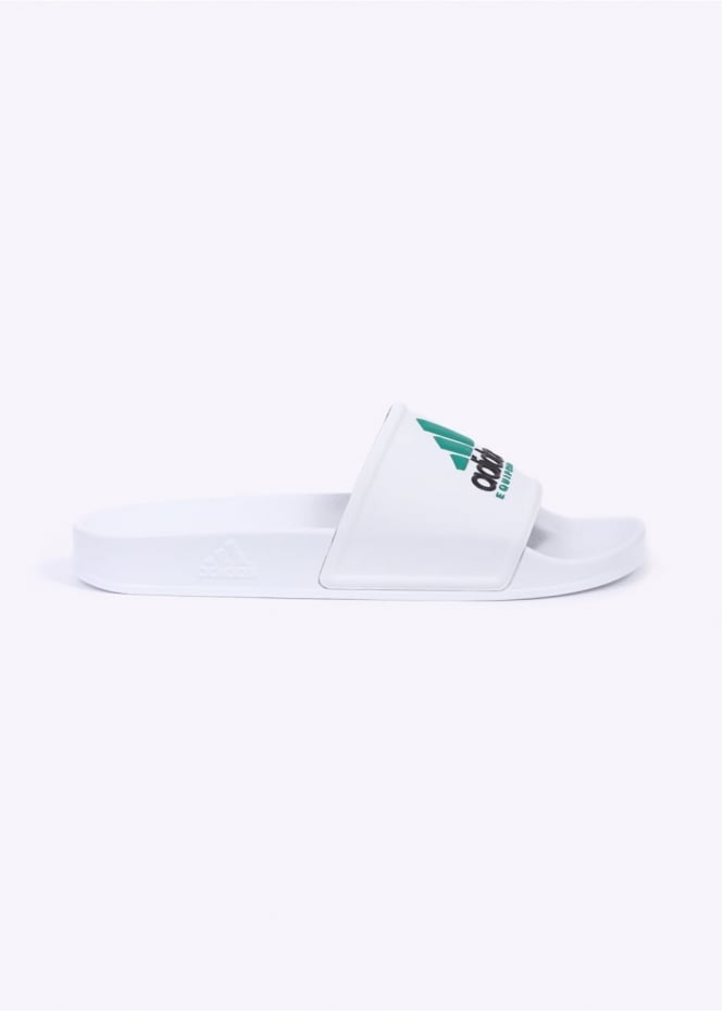 Adidas Originals Footwear Adilette EQT - White