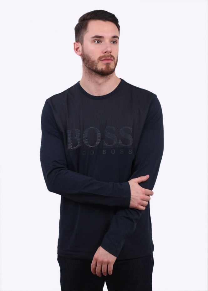 Hugo Boss Green Togn 1 Tee - Navy