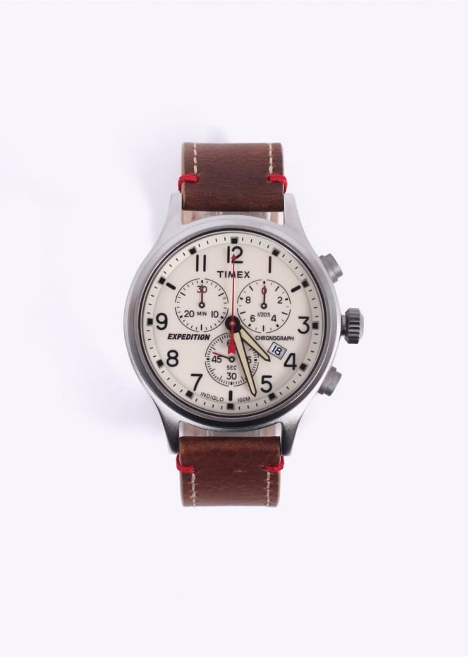 Timex Expedition Strap Watch - Brown / Natural