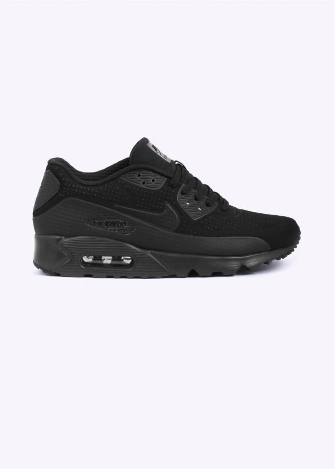 Nike Footwear Air Max 90 Ultra Moire - Black