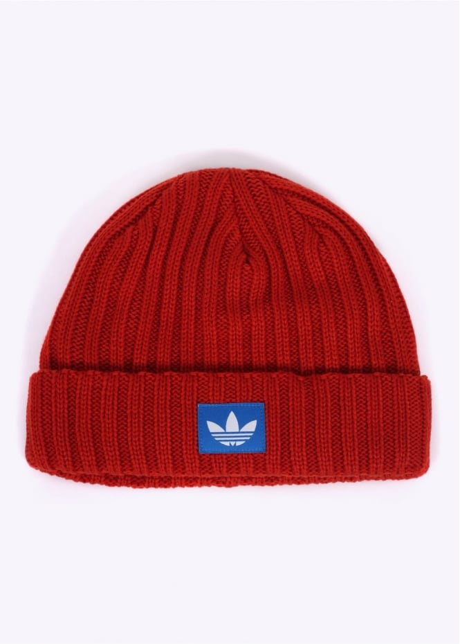 Adidas Originals Apparel FM Beanie Trefoil - Burnt Orange