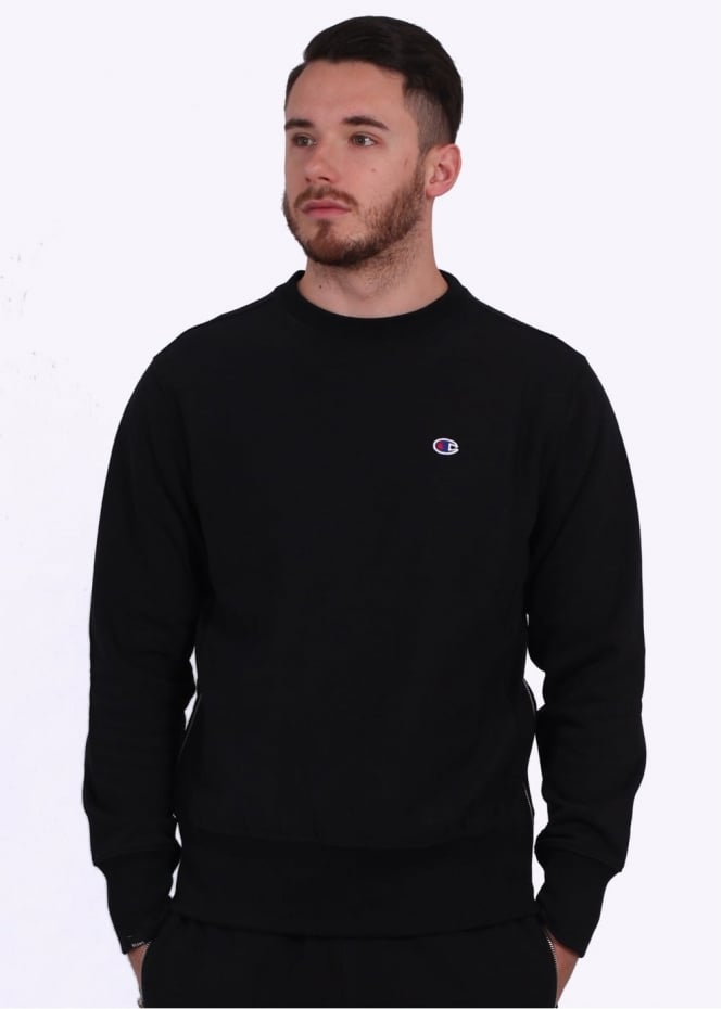 Champion x BEAMS Sweater - Black