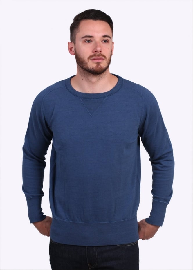 Levi's Vintage Clothing Bay Meadows Sweatshirt - Blue Note