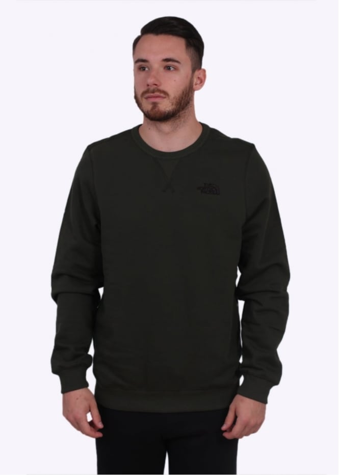 The North Face Street Fleece Pullover - Rosin Green