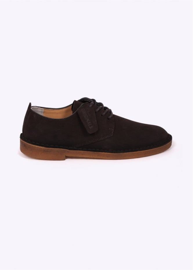 Clarks Originals Desert London Suede - Brown