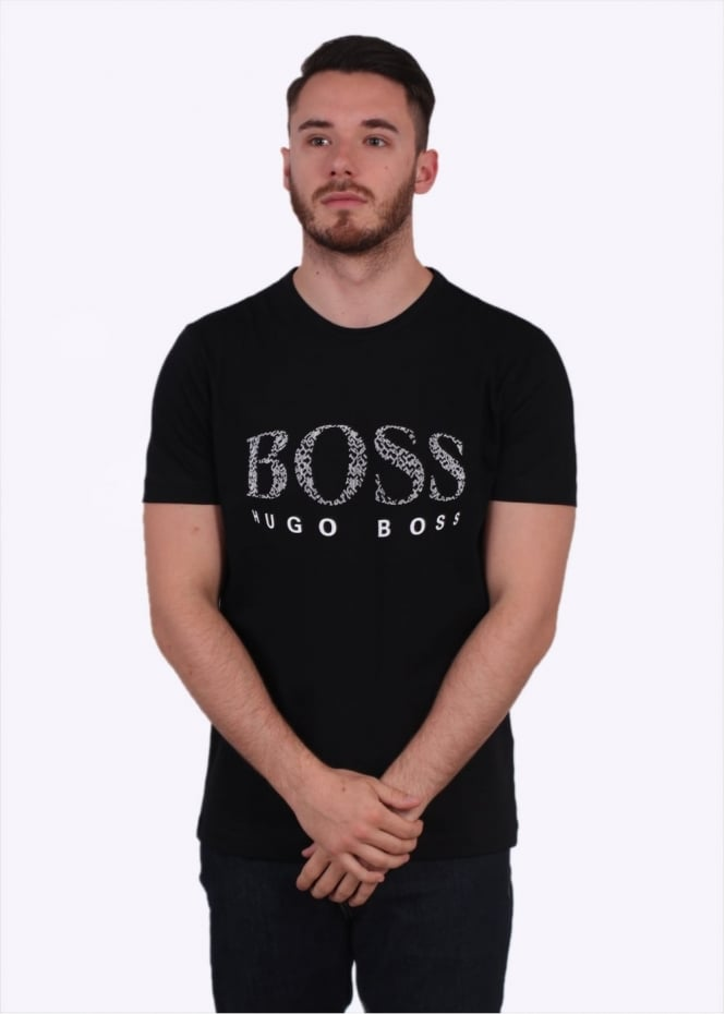 Hugo Boss Tee 6 - Black