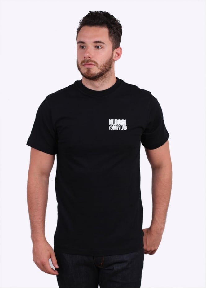 Billionaire Boys Club New Moon Tee - Black