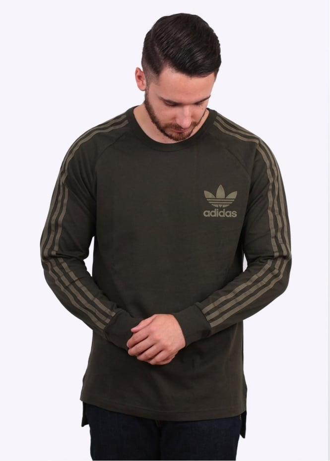 Adidas Originals Apparel ADC Fashion LS - Night Cargo