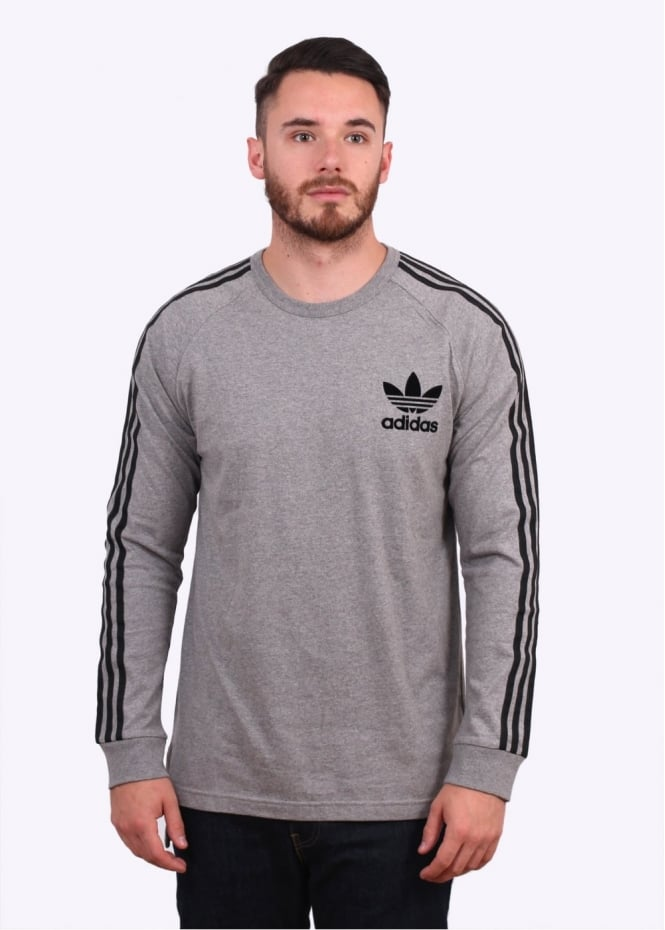 Adidas Originals Apparel ADC Fashion LS - Grey