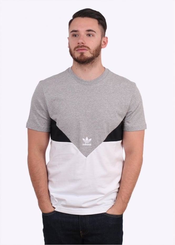 Adidas Originals Apparel CRDO T Shirt - Grey