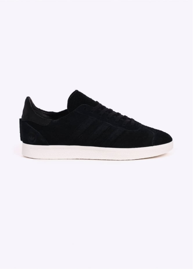 Adidas Originals Footwear x Wings & Horns Gazelle Lea - Black
