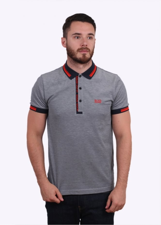 Hugo Boss Paule 4 Polo Shirt - Navy