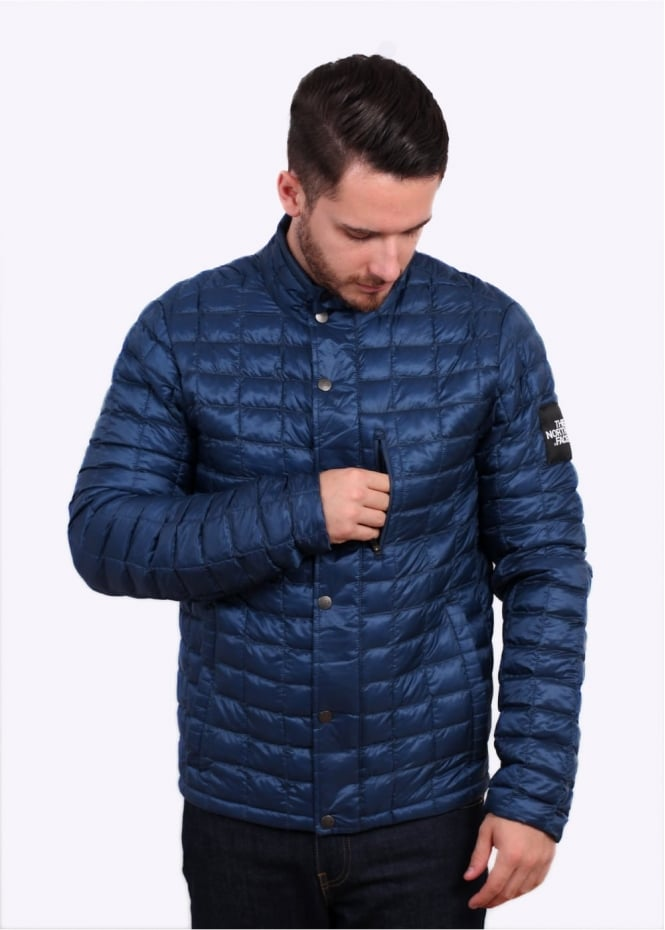 The North Face Thermoball Down Jacket - Shady Blue