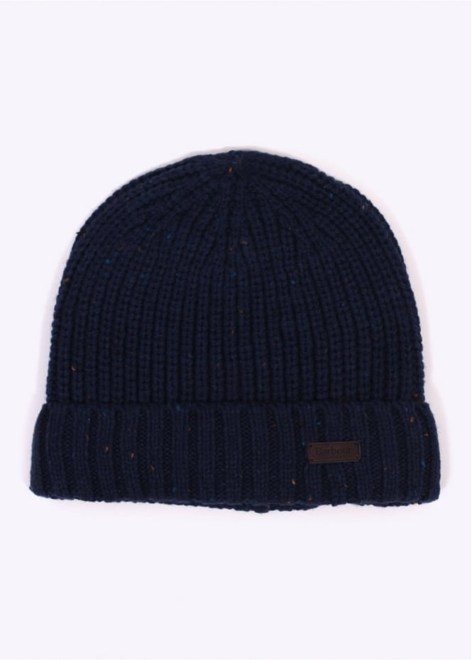 Barbour Langley Beanie - Navy