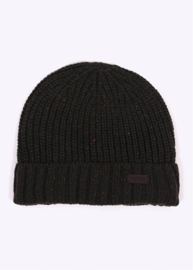Barbour Langley Beanie - Olive