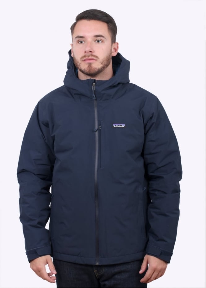 Patagonia Windsweep Down Sweater Jacket - Navy