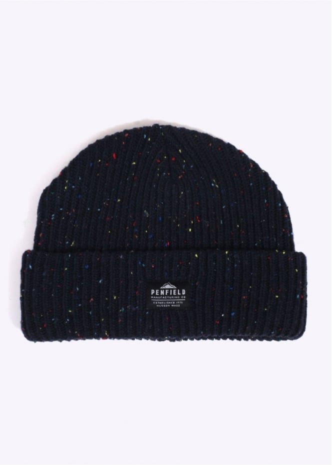 Penfield Harris Beanie - Navy