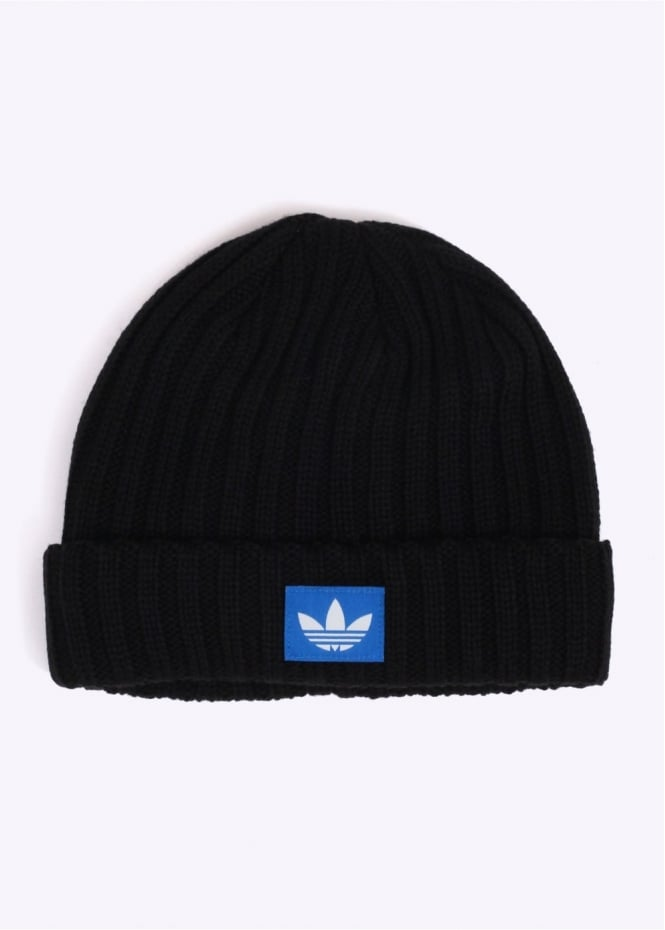 Adidas Originals Apparel FM Beanie Trefoil - Black