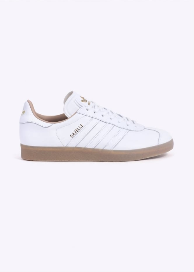 Adidas Originals Footwear Gazelle - White