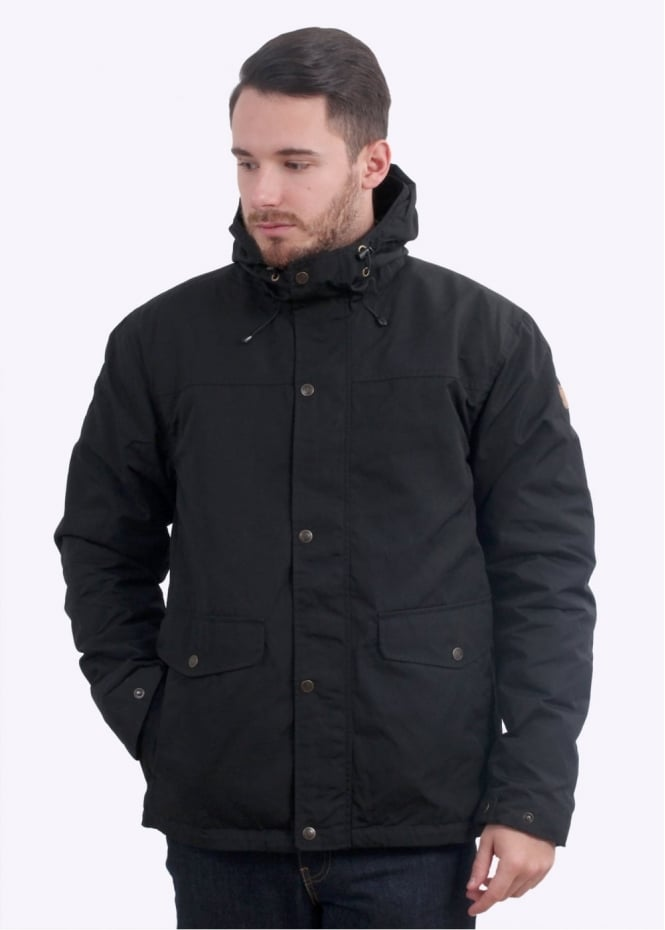 Fjallraven Ovik 3 in 1 Jacket - Black