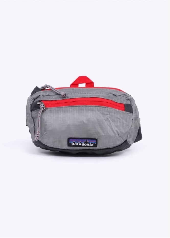 Patagonia LW Travel Mini Hip Pack - Drifter Grey