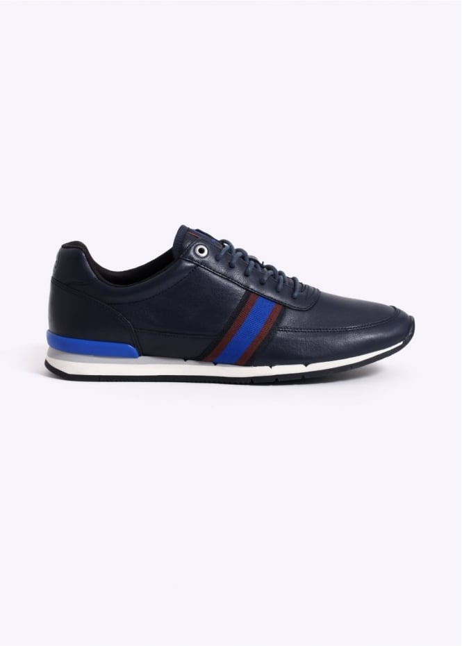 Paul Smith Swanson Trainers - Navy