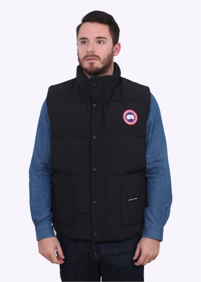 Canada Goose Freestyle Vest - Black