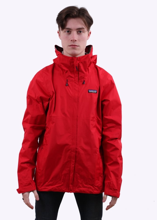 new appearance free shipping special discount Patagonia Torrentshell Jacket - Fire