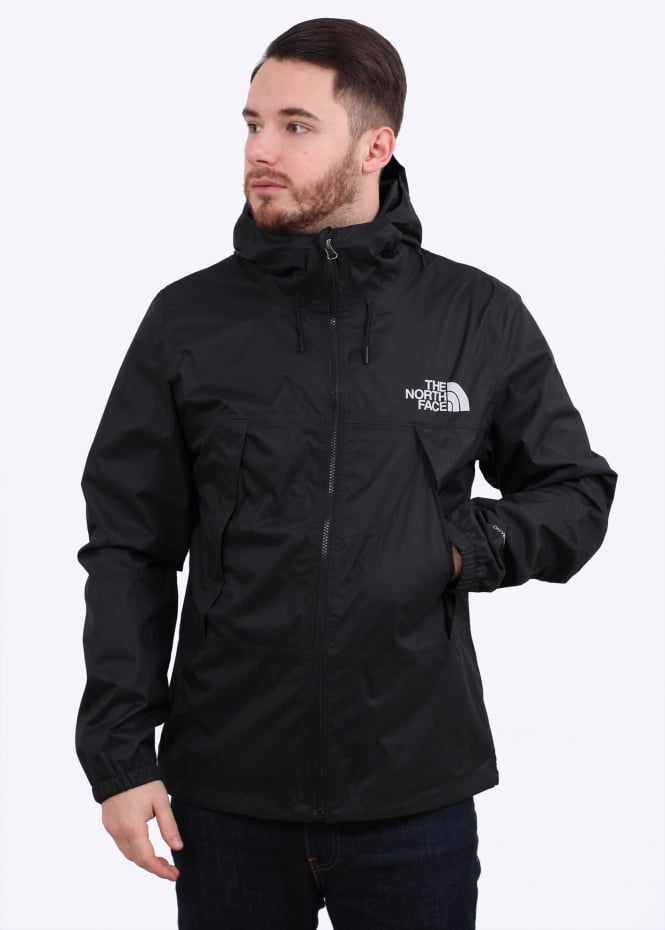 The North Face 1990 Mountain Q Jacket Black Jackets